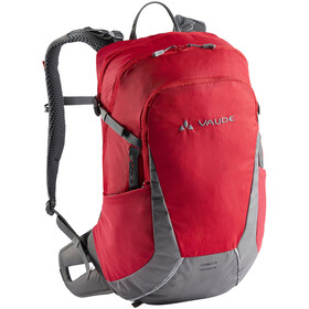 VAUDE Tremalzo 22 Mochila, indian red